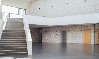 Das Foyer Stadthalle Lohr