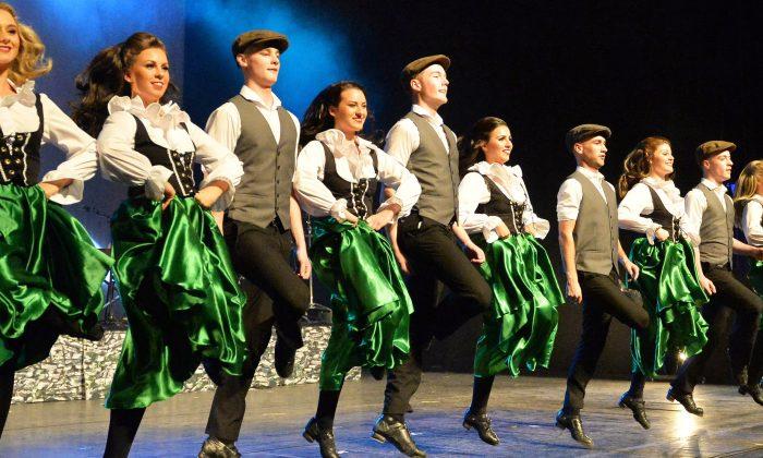 Danceperados of Ireland Whiskey you are the devil! Tour Stadthalle Lohr