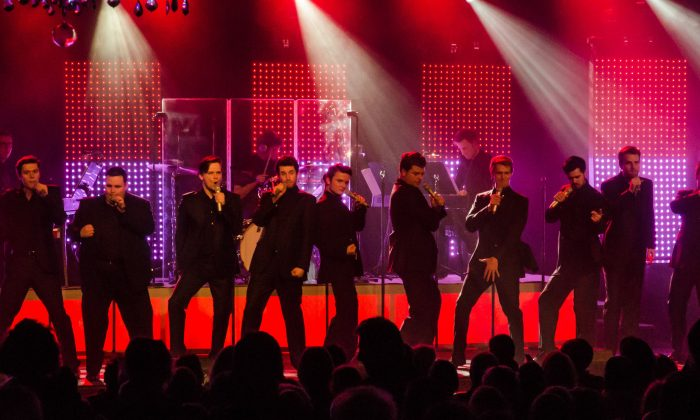 The 12 Tenors Stadthalle Lohr