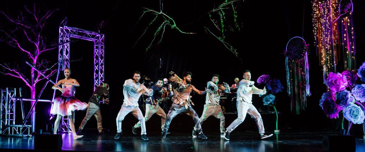 Dreamscapes Stadthalle Lohr Ballett Breakdance